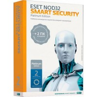 Антивирус ESET NOD32 Smart Security Platinum Edition 3-ПК (2-года)