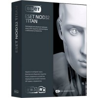 Антивирус ESET NOD32 TITAN version-2 3-ПК (1-год)
