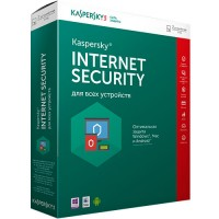 Антивирус Kaspersky Internet Security 2-ПК (1-год)